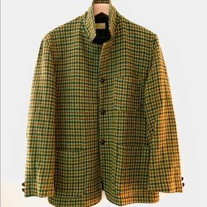 Made in USA - Vintage L.L. Bean Houndstooth Blazer